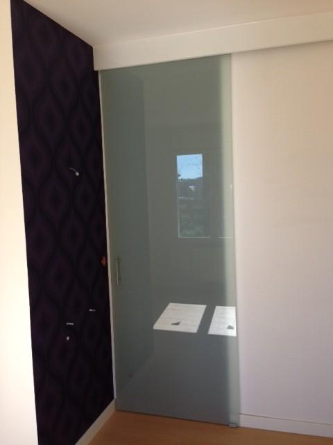 Puertas correderas de vidrio carpinter a de aluminio ventanas de aluminio mosquiteras - Puertas correderas vidrio ...