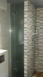 Armario de baño en cristal