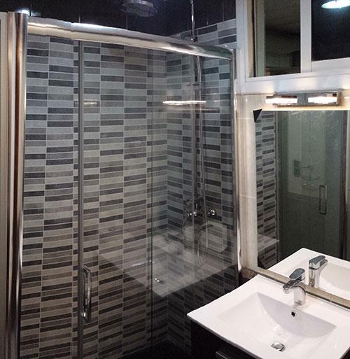 Mamparas de ducha en ba os instalaci n a - Rodamientos mampara bano ...
